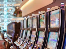Speelautomaten Casino